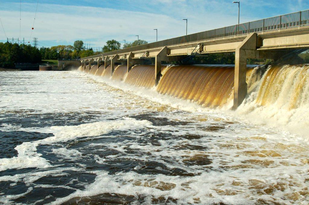 coon rapids dam