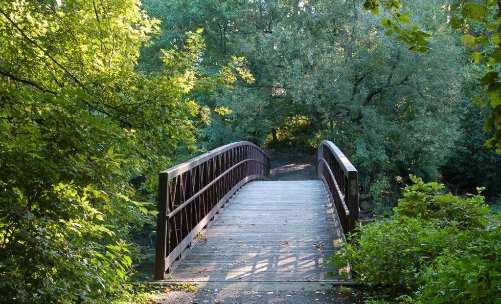 footbridge islands of peace