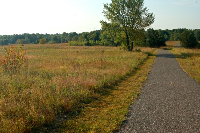 bike trail bunker park