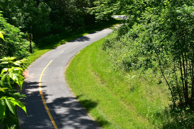 bike trail carver park reserve