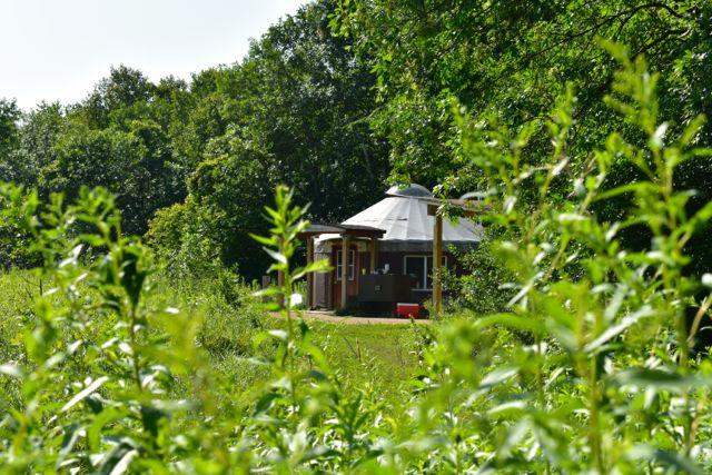 yurt afton state park