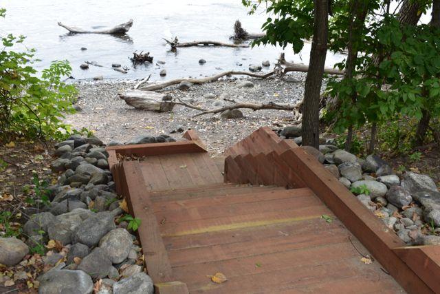 coon rapids dam launch