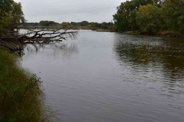 Mississippi River Coon Rapids Dam West