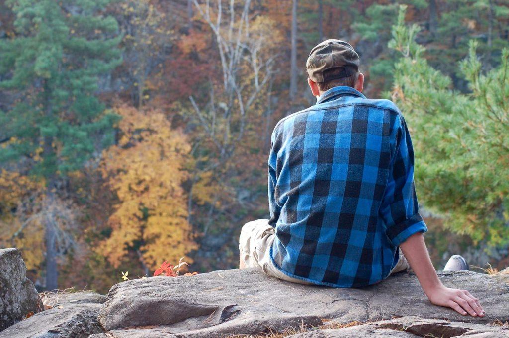 cliff view interstate park