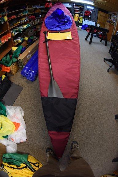 canoe cover CCS