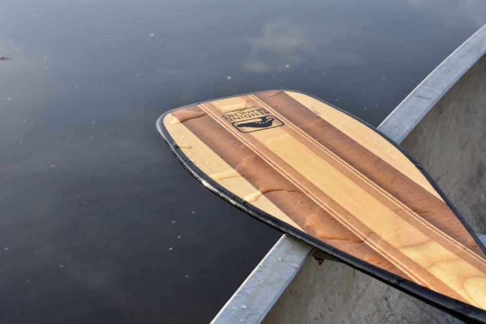 expedition plus canoe paddle