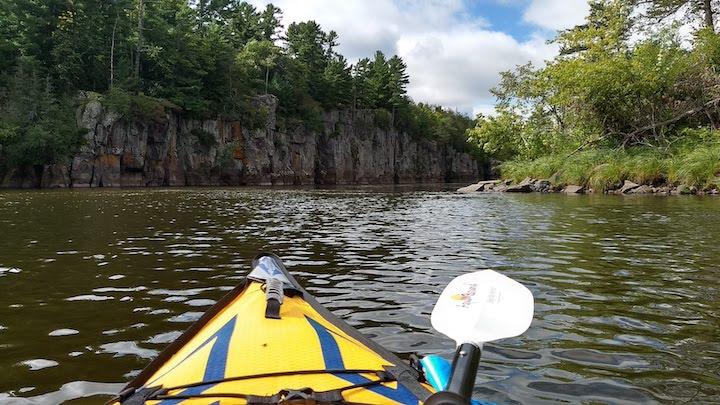 kayak st croix river