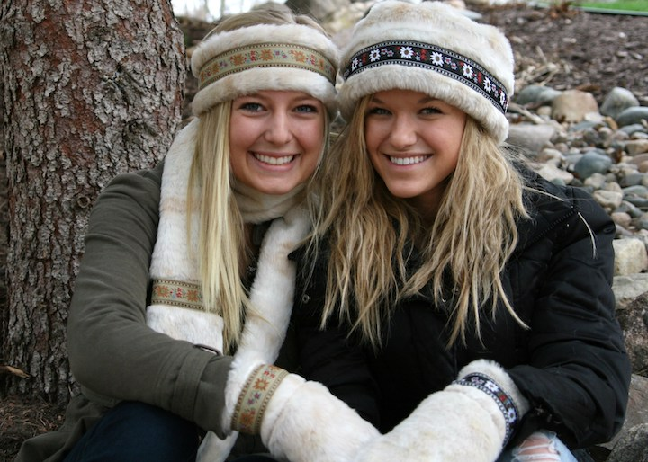 polar mitts mittens, hats and scarves