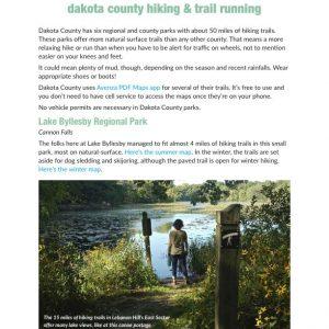 hike sample page