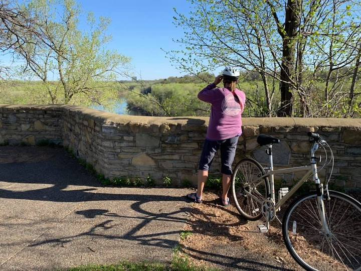 wall at fort snelling