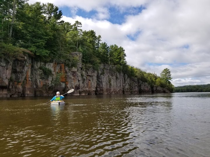 kayaking st croix river