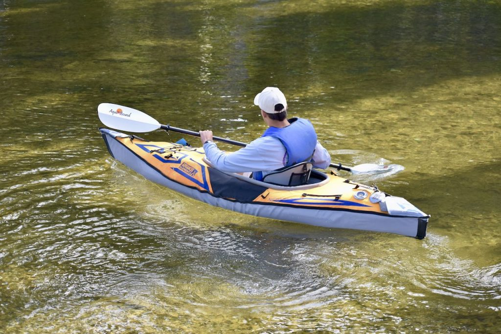 advanced elements sport inflatable kayak