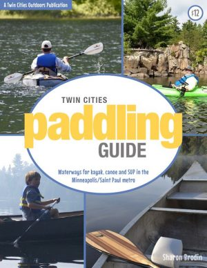 Paddling guide cover