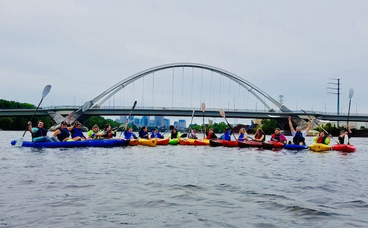 twin cities kayaking group