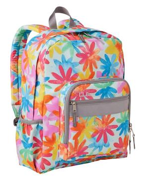 LLBean backpack for kids