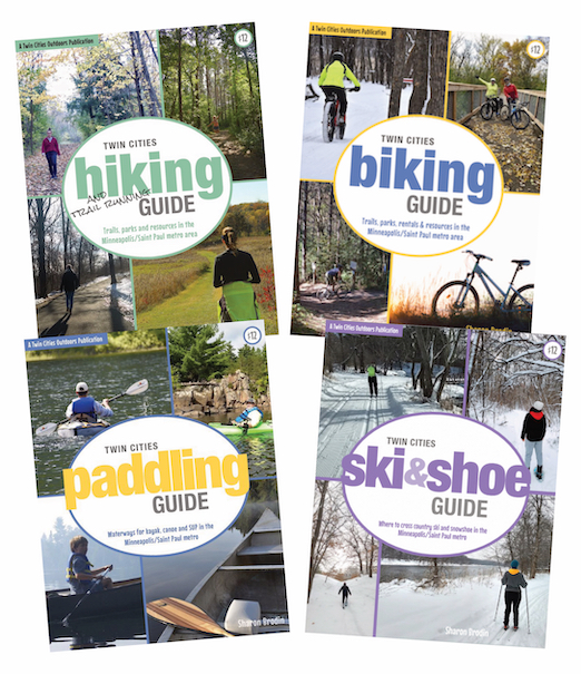 Twin Cities Outdoor digital Guides