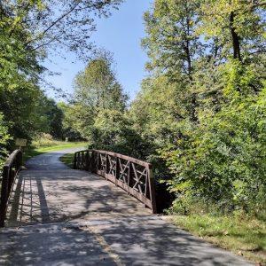 Hiking in Cleary Lake Regional Park